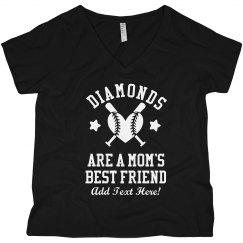 Curvy Mom's Love Diamonds