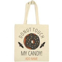 Funny Trick Or Treat Candy Bag