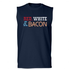 Red, White & Bacon