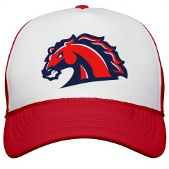 Life Mustangs Trucker Hat
