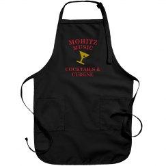 MOHITZ APRONS(COCKKTAILS & CRUISINE)