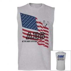 Active Body Systems Basic Men's Muscle Shirt