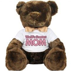 World's Greatest Mom Bear
