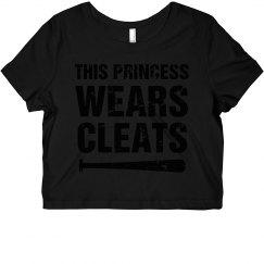 Princess Wears Cleats