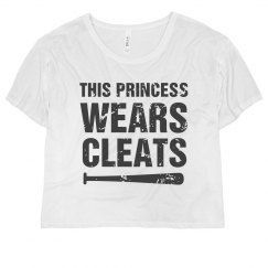 Princess Wears Cleats