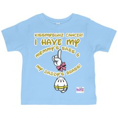 pediatric cancer Tee