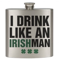 St. Pat's Irishman Drinking Club
