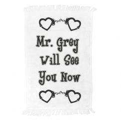 Mr. Grey Towel