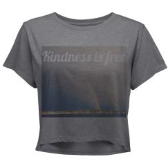 Kindness is free Rainbows