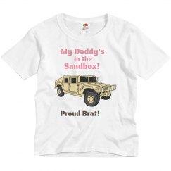 Daddy's Army Sandbox