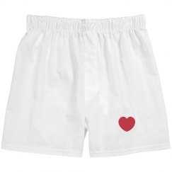 Property of Valentine shorts