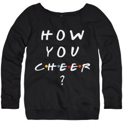 How You Cheer Shirt