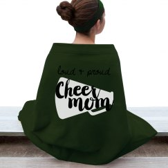 Cheer Mom Blanket