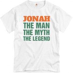 Jonah the man