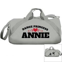 Annie, dance princess