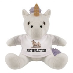 Art Infliction Unicorn, Logo 1