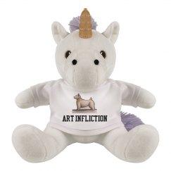 Art Infliction Unicorn, Logo 1