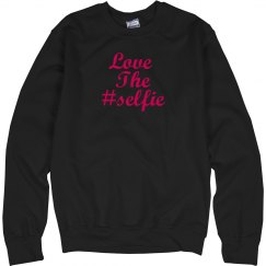 Love the #selfie