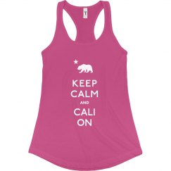 Keep Calm and Cali On