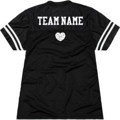 Custom Volleyball Team Name
