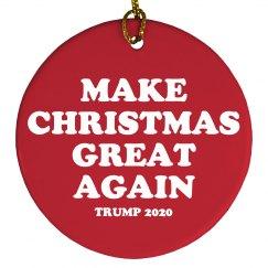 Great Again Trump Xmas