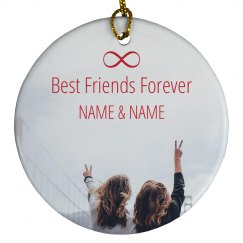 Best Friends Forever Christmas Gift
