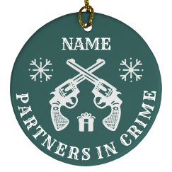 Best Friend Gifts Matching Ornament