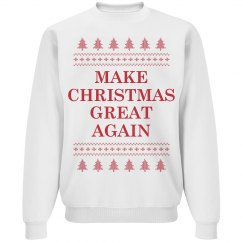 Make Ugly Christmas Great Again