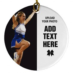 Custom Cheerleader Photo Designs