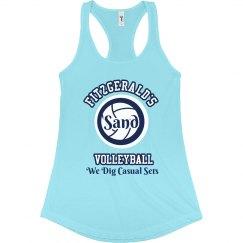 Sand Volleyball Small Biz
