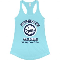 Sand Volleyball Small Biz