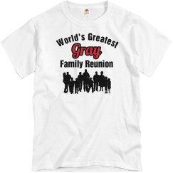 Gray Family Reunion