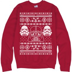 Vader Ugly Christmas Sweater