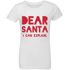I Can Explain Santa