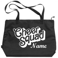 Cute Custom Cheer Squad