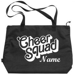 Cute Custom Cheer Squad