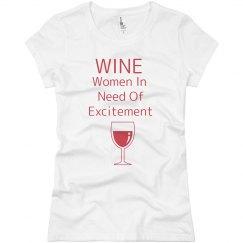WINE Message