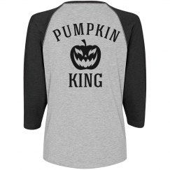 The Pumpkin King Black