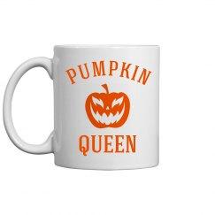 The Pumpkin Queen Orange