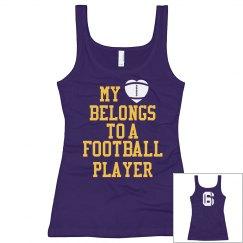 Heart Belongs to football