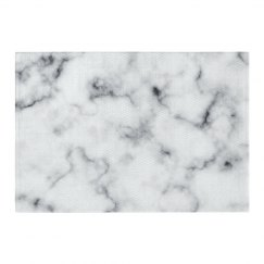 White Marble Home Decor Area Rug