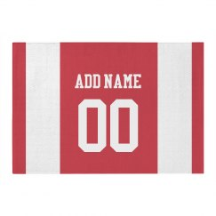 Custom Football Player Name/Number