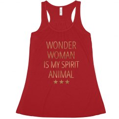 Wonder Woman Spirit Animal Parody
