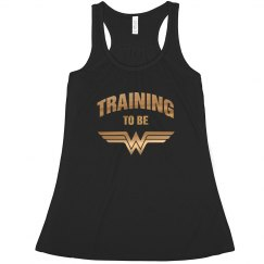Wonder Woman Training Parody