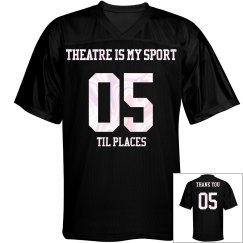 Theatre is my Sport Mens