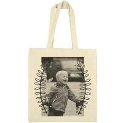 Custom Photo Mothers Day Tote