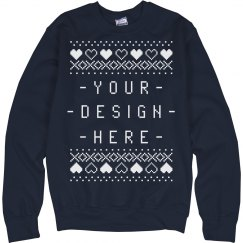 01844287409c Ugly Christmas Sweaters, Ready to Customize