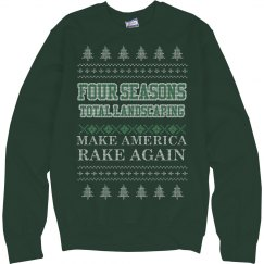 Four Seasons Ugly Sweater