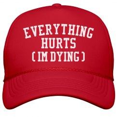 An Honest Runners Hat