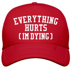 An Honest Runners Hat